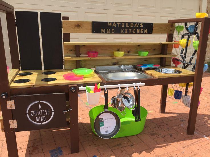 mud kitchen www.facebook.com/acreativemindaustralia