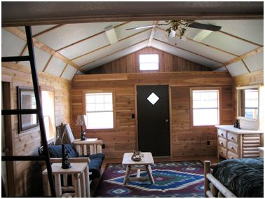 Interior Portable Building Living Bp Building Sales Llc