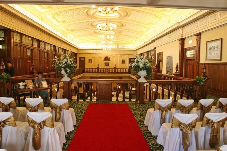 Tattersalls Club | Brisbane's Ultimate Weddings Venue | Wedding Ceremonies and Receptions