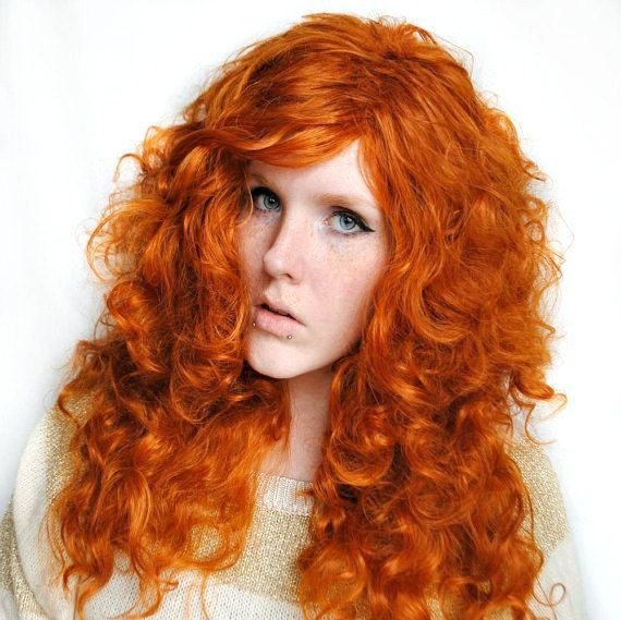Hey, I found this really awesome Etsy listing at https://www.etsy.com/ca/listing/164878371/auburn-wig-red-wig-long-curly-red-wig