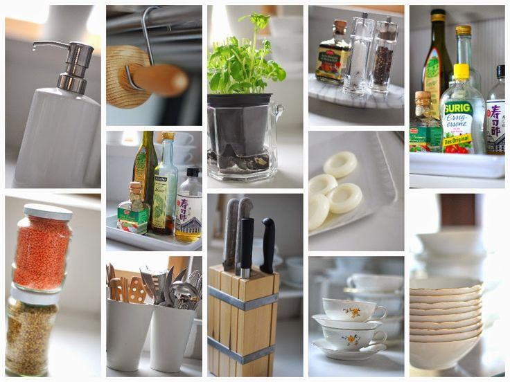 Küchenschränke organisieren ~ Ordnung im küchenschrank. ordnung und platz sparen