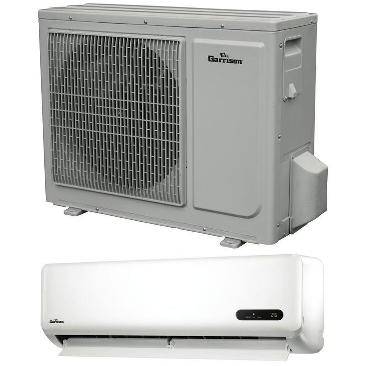 Ductless Mini Split 18000 BTU Air Conditioner with Remote