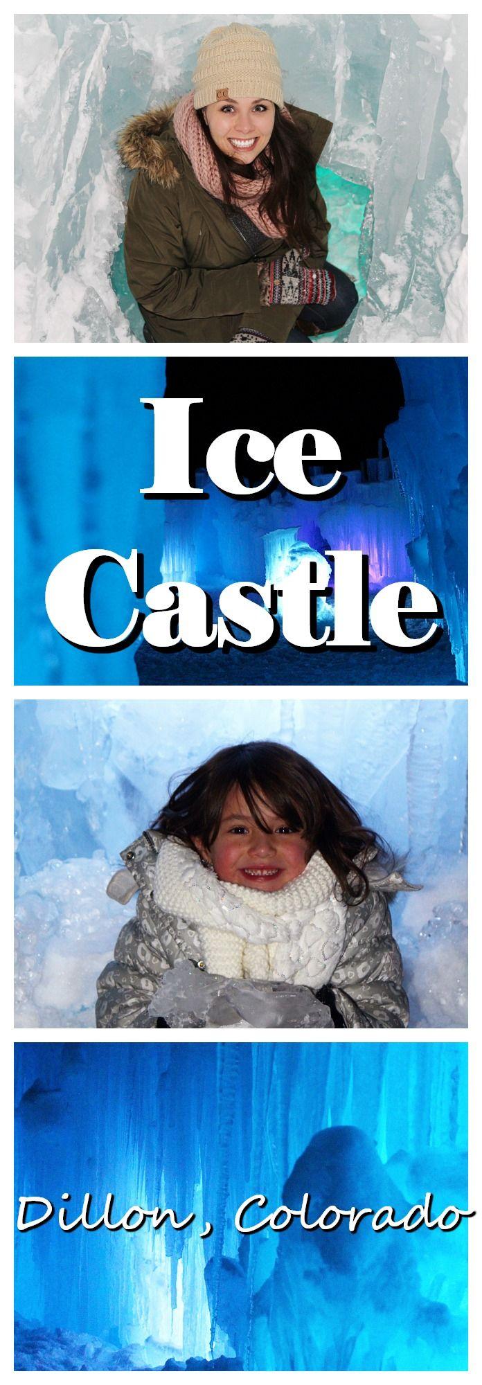 Ice Castle Dillon, Colorado Winter Activities - Ice Castles