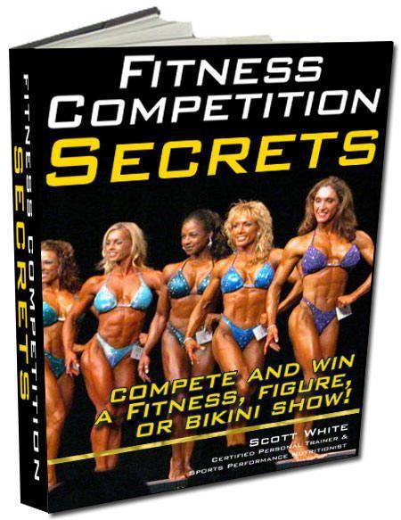 Fitness Model, Figure, Fitness, Bikini Competition Guide book