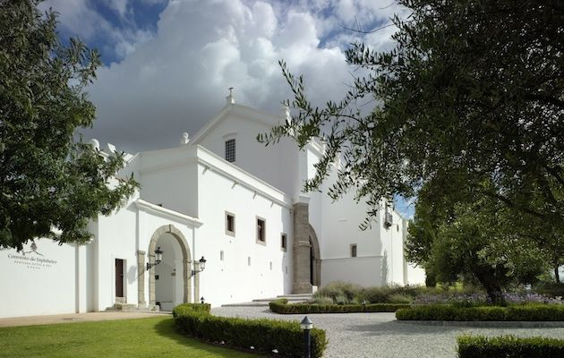 Shades of Alentejo - via The Arbuturian 17.08.2013 | Shana Ting Lipton discovers converted convents and cork hotels in Portugal's little-known Alentejo region... Photo: Convento hotel