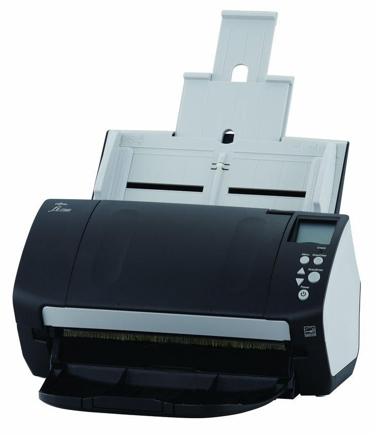 fi-7160 - Dokumentenscanner - Duplex. 60 ppm / 120 ipm in Color, Grayscale, and Monochrome @ 200/300 dpi. 80-page Automatic Document Feeder (ADF). Dual color charge coupled device (CCD) image sensor. Additional features: Ultrasonic double feed-detection, continuous hard card scanning (up to 3 cards), selectable white/black background, long document scanning. STANDARD WARRANTY 1 Year.