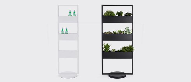 Add Storage, designer Anya Sebton |Lammhults