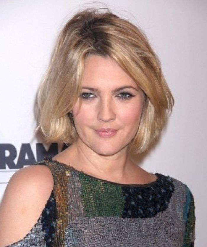 Image Result For Short Messy Center Part Hairstyles Hair
