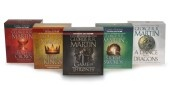 George RR Martin audiobooks