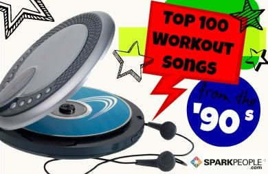 The 100 Best Workout Songs from the '90s