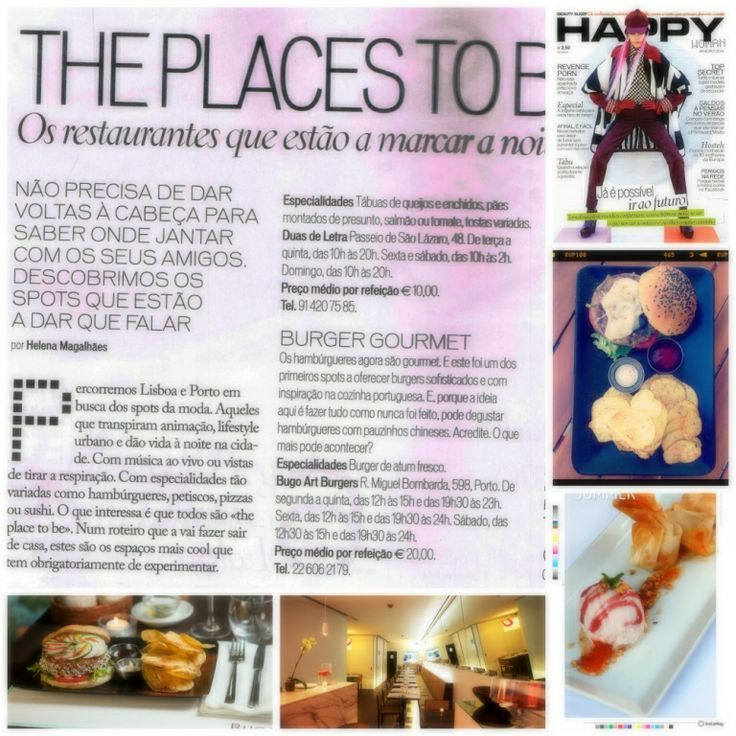 """The places to be"" @ happy woman"