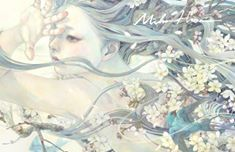 beautiful.bizarre issue 015 sneak peek!!  The spread that begins Miho Hirano's 12 page feature heart emoticon