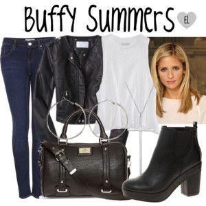 Buffy Summers -- Buffy the Vampire Slayer