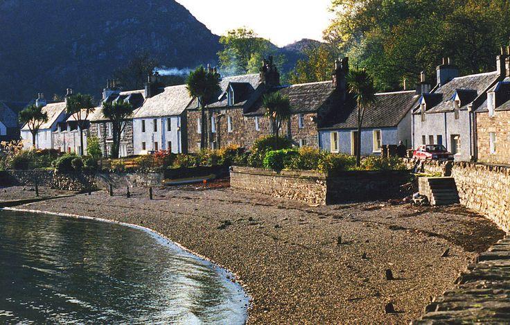 Plockton, Loch Carron, Scotland   18 Charming British Villages You Must See Before You Die
