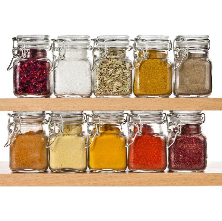 Cateva idei bune pentru  depozitarea condimentelor- de pe Food Story