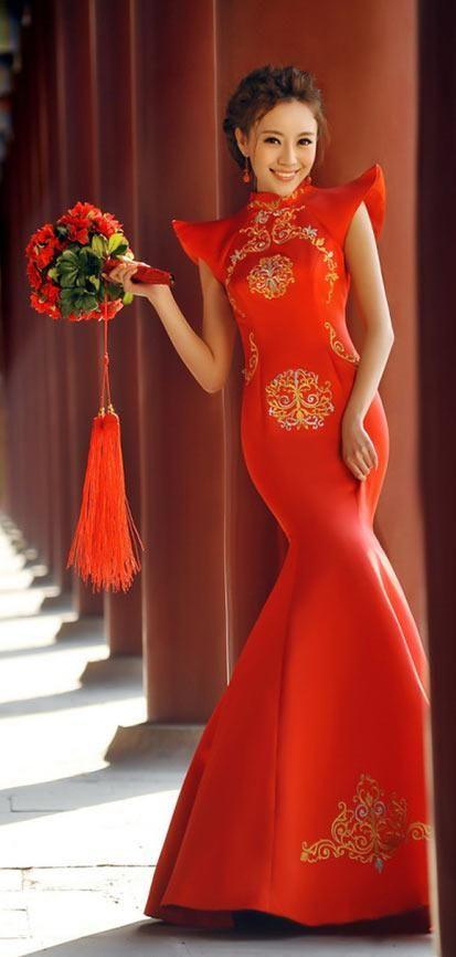 Adore the modern twist on Oriental