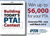 PTA Membership Contest! National Parent Teacher Association