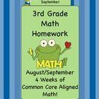 Homework help math clusters