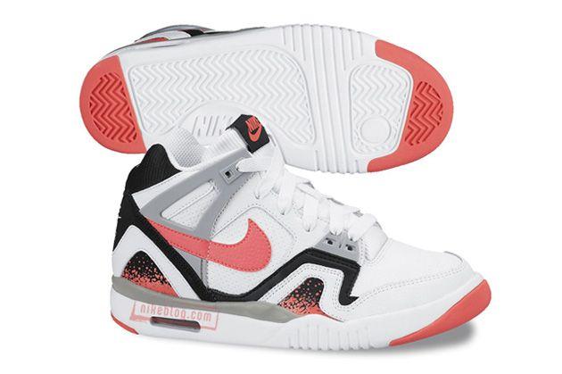 #nike air tech challenge II 2014 #agassi #Sneakers