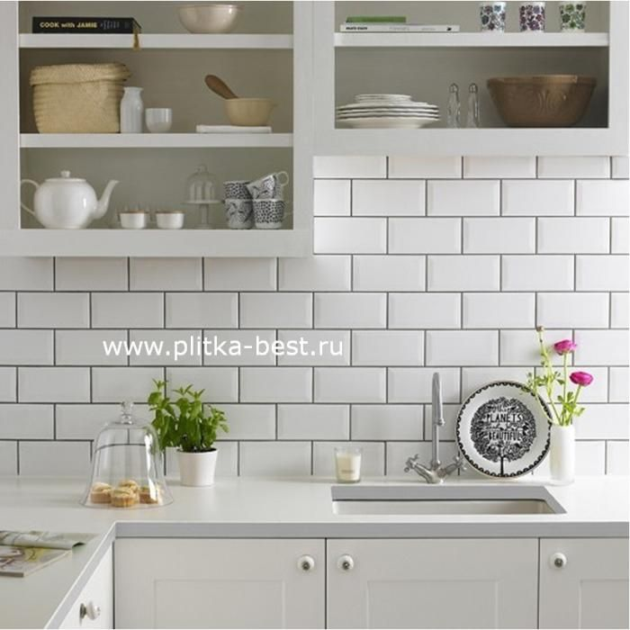 Metro White Tiles Topps These Are The Ones I Chose With Same Grey Grout And They Look Just As Good In A Bathroom