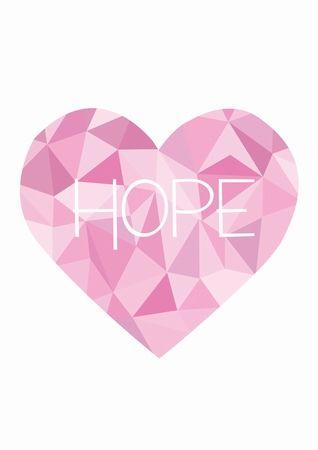 Designclaud poster - HOPE