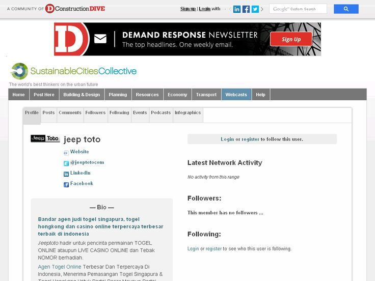 jeeptoto | Sustainable Cities Collective
