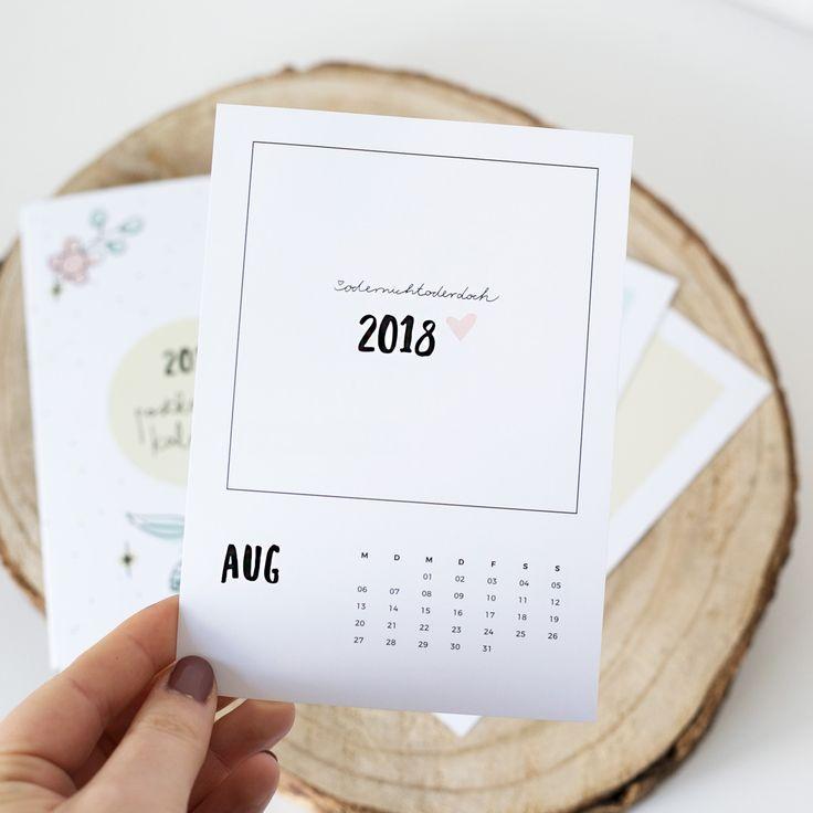 41 besten kalender planner bilder auf pinterest. Black Bedroom Furniture Sets. Home Design Ideas