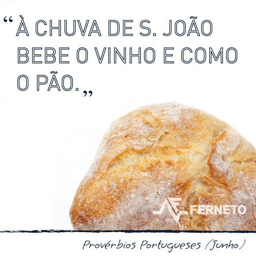 #provérbios #portugal #padaria #pão #junho
