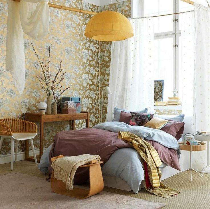 Die besten 25+ Japanisch inspiriertes schlafzimmer Ideen auf - schlafzimmer orientalisch einrichten