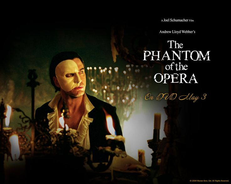 Love the Phantom saw this in Chicago