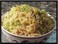Yummy!! Traditional Mandarin Fried Rice My Favorite! no nasty carrots or peas! so easy and affordable!