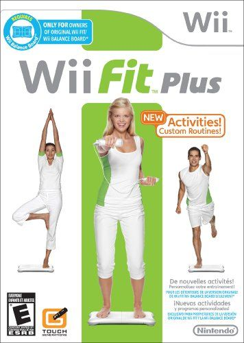 Wii Fit Plus - Software Only