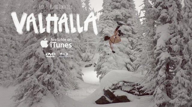 'VALHALLA' IS SKI MOVIE OF THE YEAR! - Powder Video Awards  BUY VALHALLA ON iTUNES: georiot.co/1ZKv Purchase the DVD and Blu Ray today at: sweetgrass-productions.com/shop/ Watch Trailer 2: https://vimeo.com/72229621 See VALHALLA ON TOUR: sweetgrass-productions.com/tour/  Patagonia Presents in association with Dynafit, Powder Magazine, and Whitewater Resort an excerpt from Sweetgrass Productions' VALHALLA  From iconic shots of bare-assed chairlift riding to cliff airs wearing nothi...