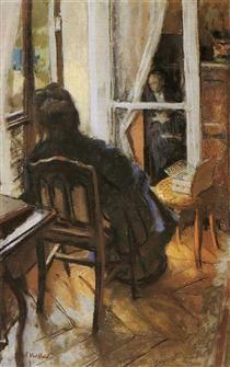 The Window - Edouard Vuillard