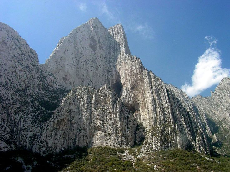 Huasteca Canyon.