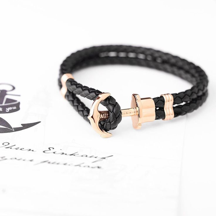 bracelet limited rose gold phreps edition paul hewitt accesorios pinterest. Black Bedroom Furniture Sets. Home Design Ideas