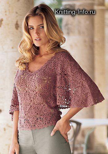 Les multiplicateurs Raisons de blouse this   MON MÉTIER DU MONDE * bella maglia anche se con maniche un pò eccessive *