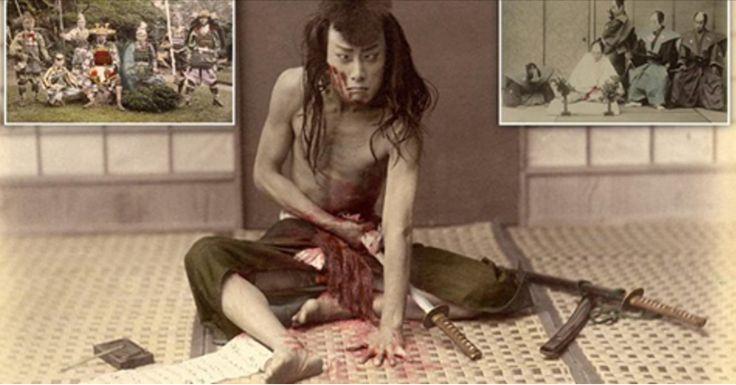 Δείτε ΠΩΣ Ζούσαν οι Ιάπωνες Σαμουράι πολεμιστές πριν 130 Χρόνια ...