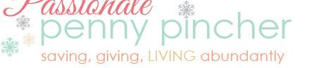 LOVE this site! Passionate Penny Pincher Home