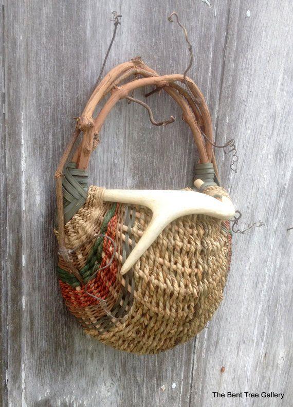 Basket Weaving Jig : Images about fiber art artists on wall