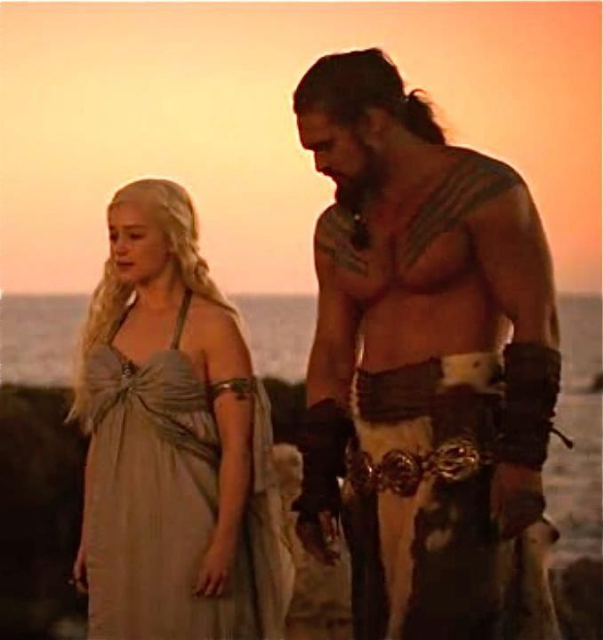 drogo and daenerys relationship poems