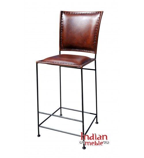 Urządzasz w domu #bar? Koniecznie wyposaż go w #krzesła barowe w stylu loftowym. http://www.indianmeble.pl/krezla