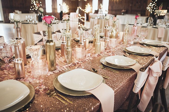 1000 Ideas About Gold Weddings On Pinterest: 1000+ Ideas About Glitter Wedding Centerpieces On