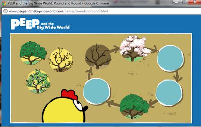 Free Technology for Teachers: Peep and the Big Wide World - Educational Games for Children