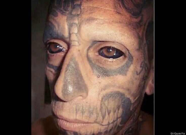 Les yeux tatoués de Rodrigo Fernando dos Santos - http://www.2tout2rien.fr/les-yeux-tatoues-de-rodrigo-fernando-dos-santos/