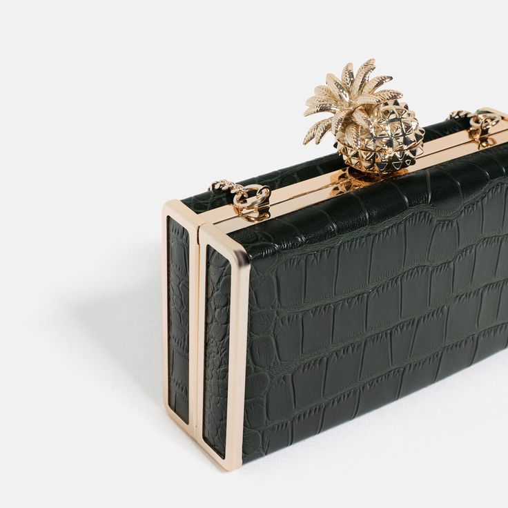 PINEAPPLE MINAUDIERE-View all-BAGS-WOMAN | ZARA United States
