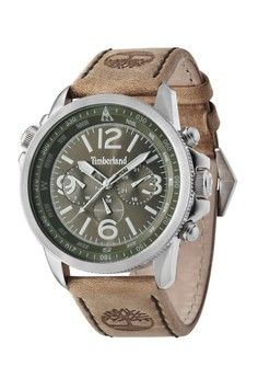 Pria > Jam Tangan > Analog > Timberland Campton Brown Men Watches > Timberland