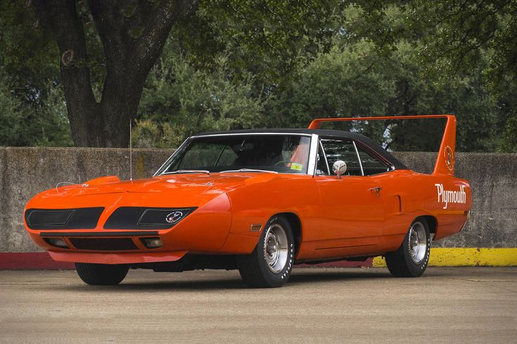 At the height of the American auto industry's muscle car war, there was one that literally stood above all others - the Plymouth Superbird. Built to satisfy NASCAR regulations requiring a production run, the Superbird started the NASCAR aero wars...