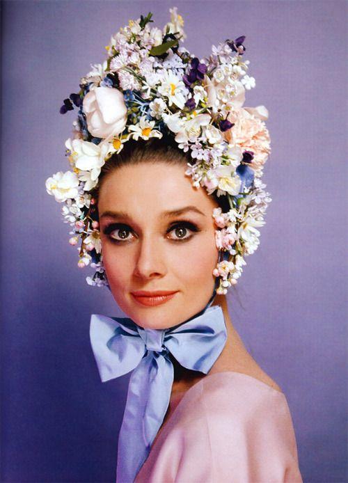 Audrey Hepburn. Photograph by Cecil Beaton, 1964.