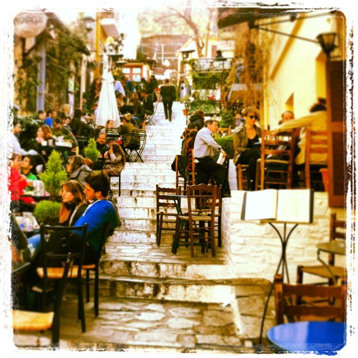 Athens - Anafiotika (Giasemi)